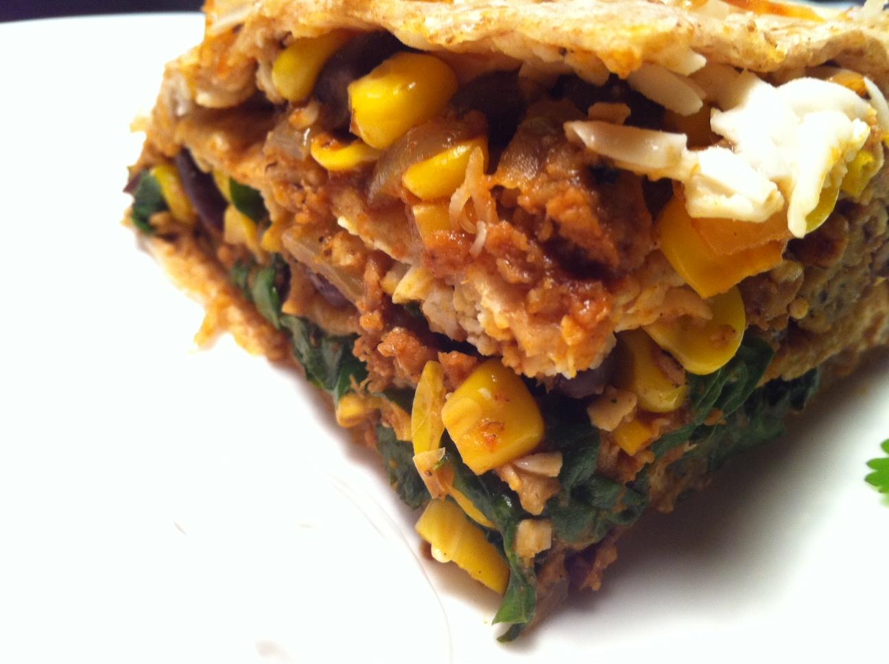 Tortilla Pie Recipes — Dishmaps